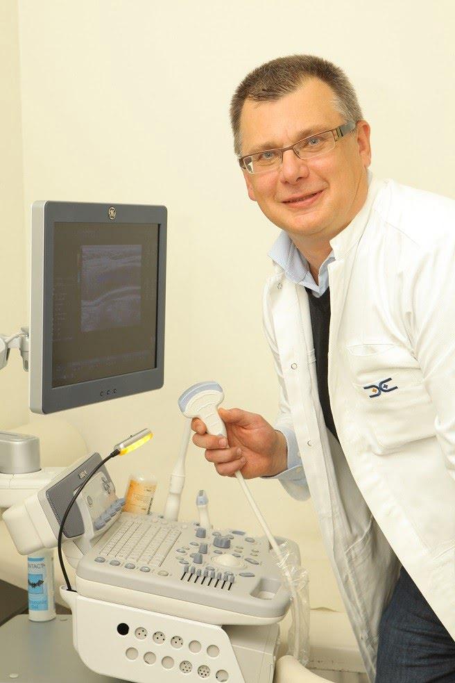 Kraujagyslių chirurgas Nerijus Bičkauskas